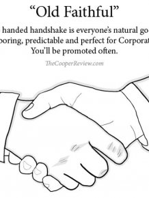 How The Handshake You Use Affects Your Career Path