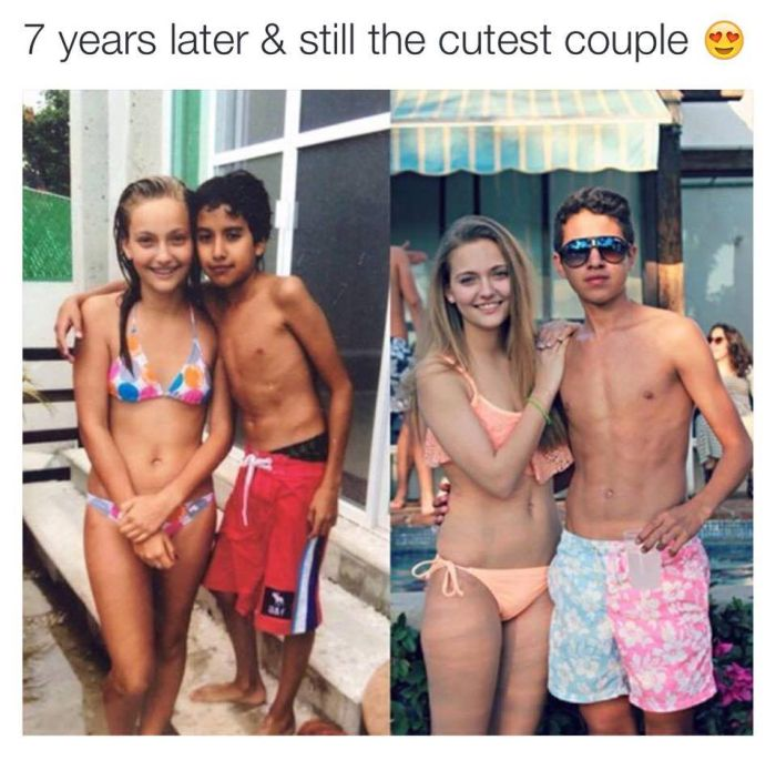 Couples That Are In It For The Long Haul