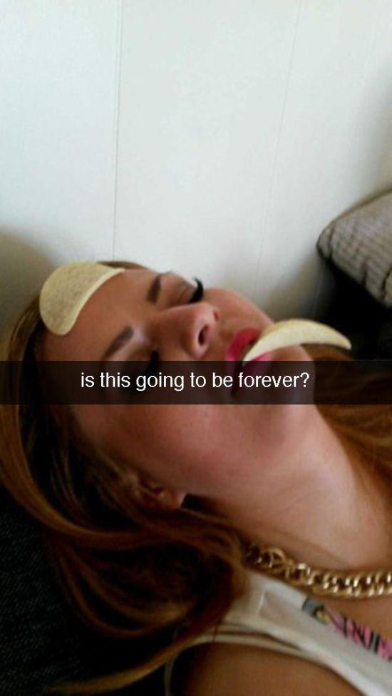 Hangover Snapchats We Can All Relate To