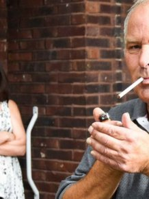 Husband Who Promised To Quit Smoking Gets Busted By Google Street View