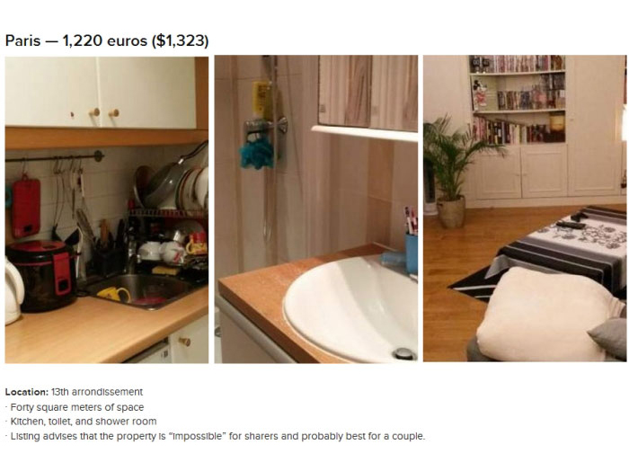 What $1,500 A Month In Rent Would Allow You To Live In Around The World