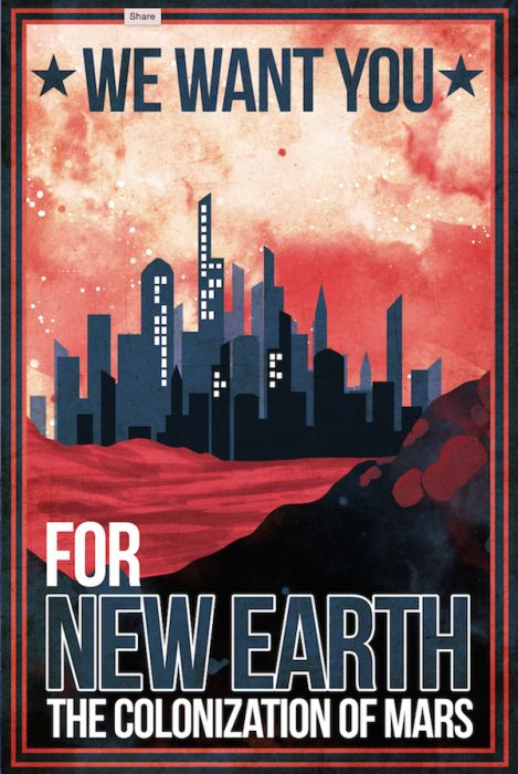 These Science Hype Prints Will Get You Pumped About Outer Space