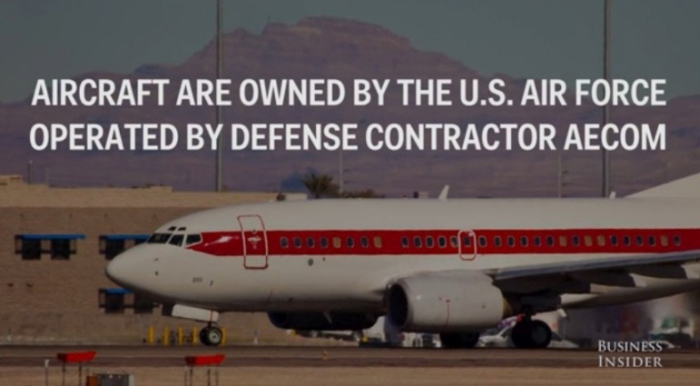 The Government Has A Secret Airline And It's Called Janet Airlines