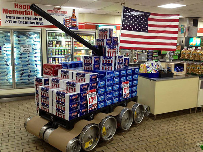 Things You Will Only See In The United States Of 'Murica