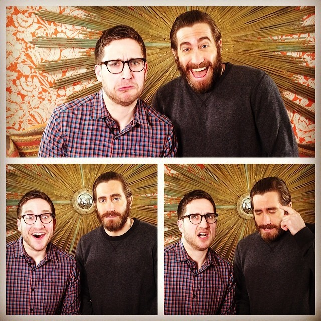 Josh Horowitz Always Takes Awesome Pictures With Celebrities