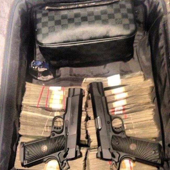 El Chapo Guzman's Sons Have No Problem Bragging About Their Lifestyle