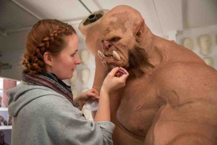 Legendary Films Is Bringing Warcraft Characters To Life