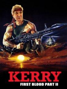 John Kerry And His Crutch Gun Got The Photoshop Treatment They Deserve