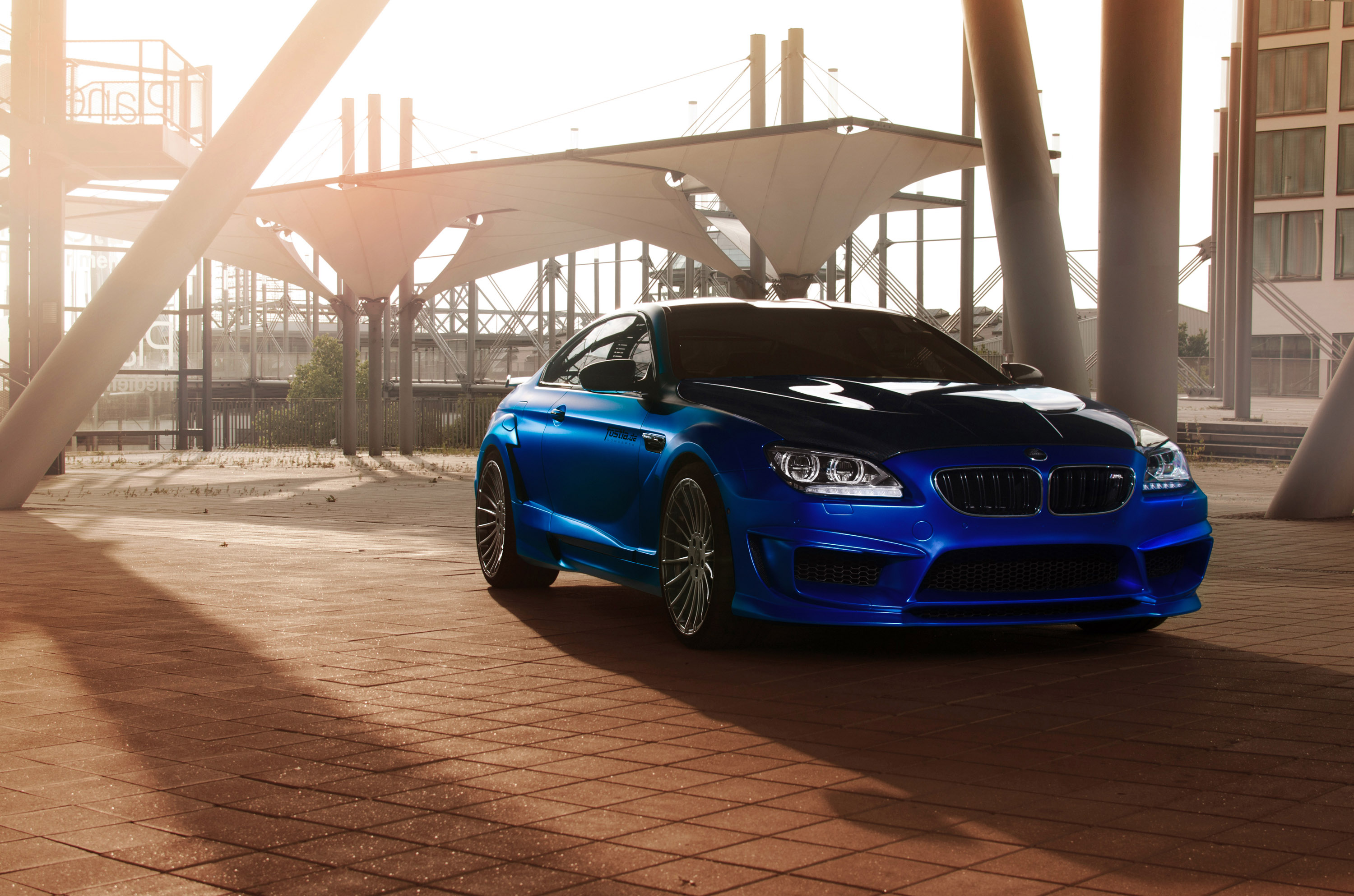 bmw m6 tuning by hamann vehicles. Black Bedroom Furniture Sets. Home Design Ideas