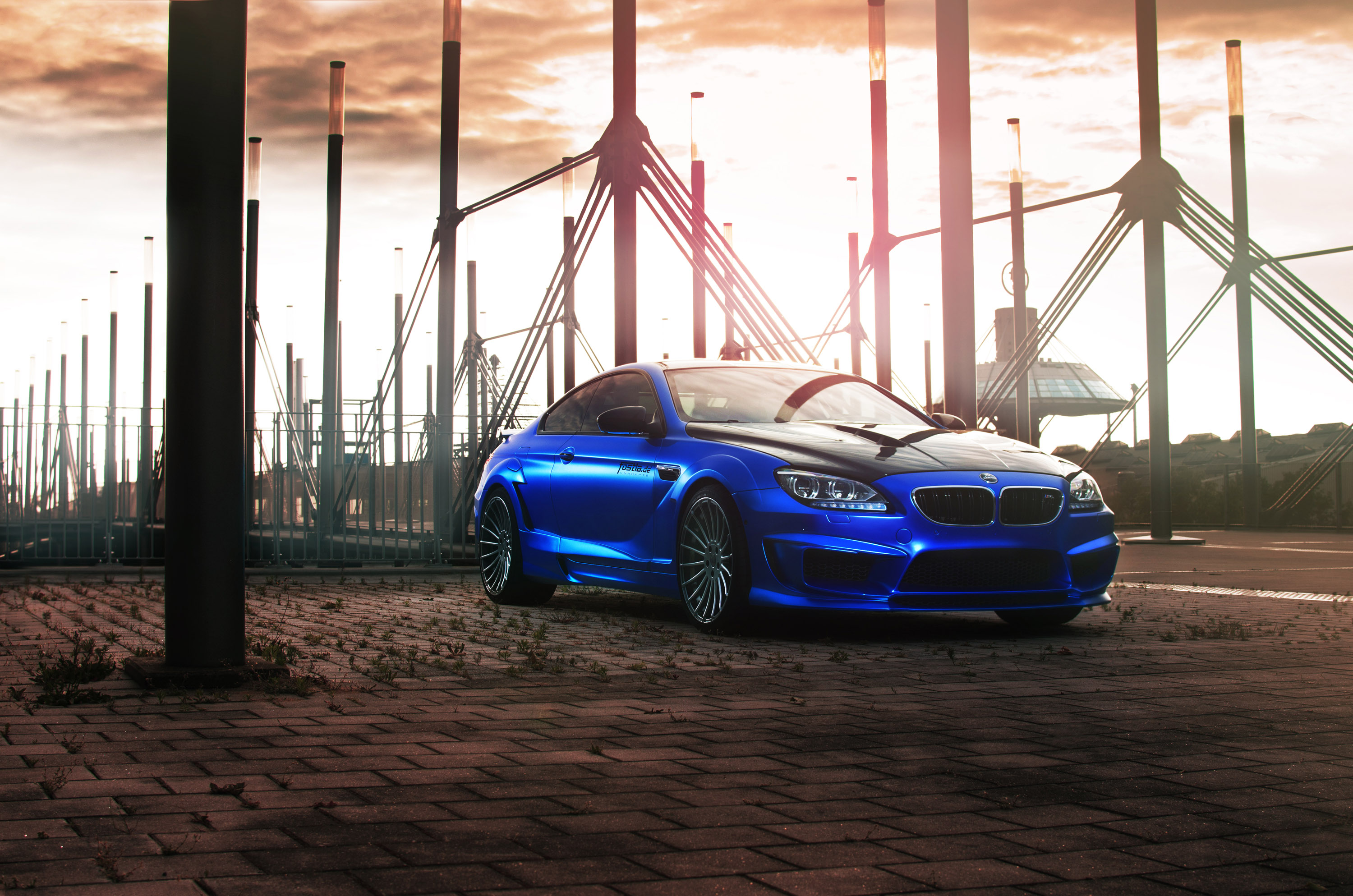 BMW M6 tuning by Hamann