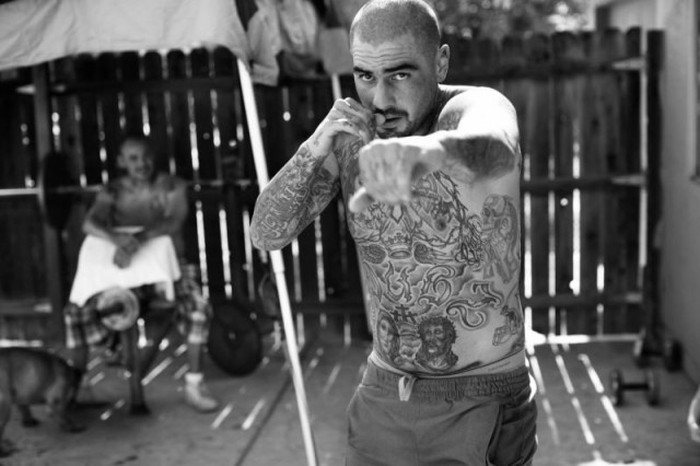 Australian Photographer Provides An Inside Look At A Mexican Gang