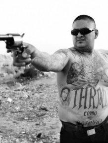 Australian Photographer Provides An Inside Look At A Mexican Gang