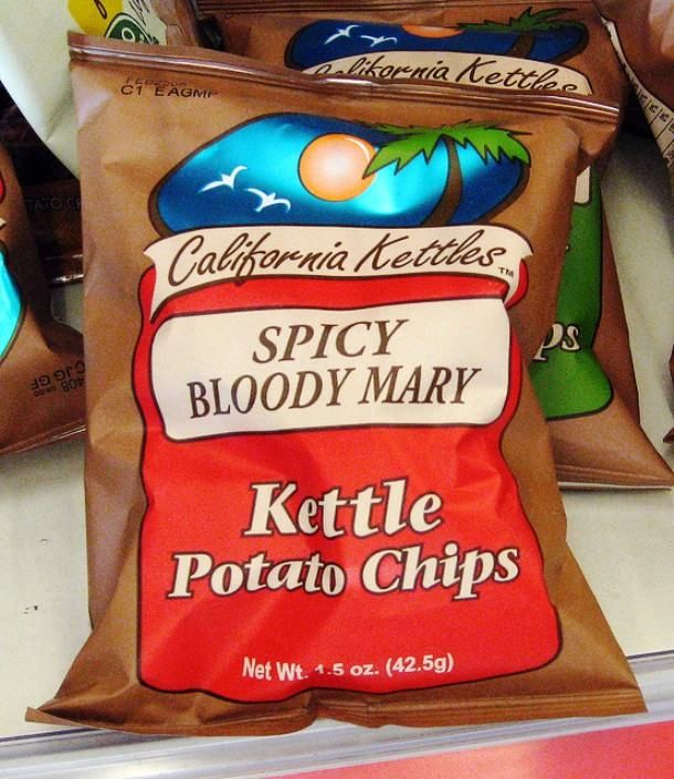 Potato Chip Flavors That Shouldn't Be Allowed To Exist