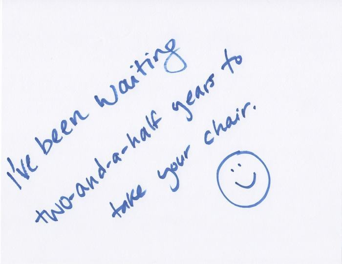 if coworkers left honest messages on your farewell card  fun