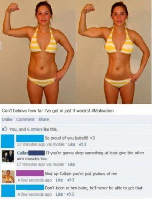 Hilarious And Unforgiving Facebook Fails