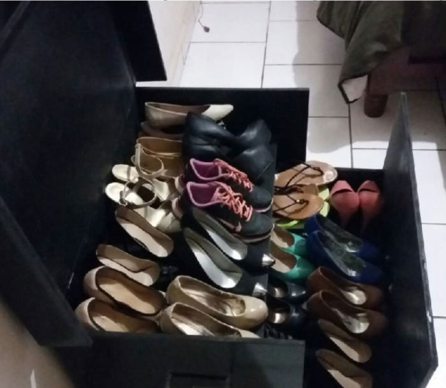 This DIY Shoe Box Organizer Is The Perfect Gift For Your Girlfriend