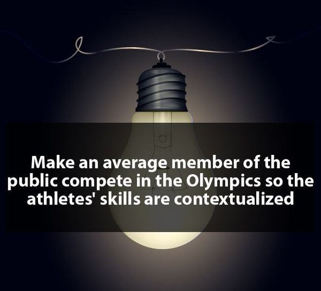 Ridiculous Ideas That Are So Crazy They Actually Make Sense
