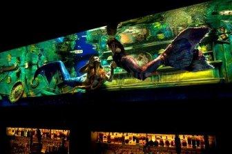 Mermaids in Bar