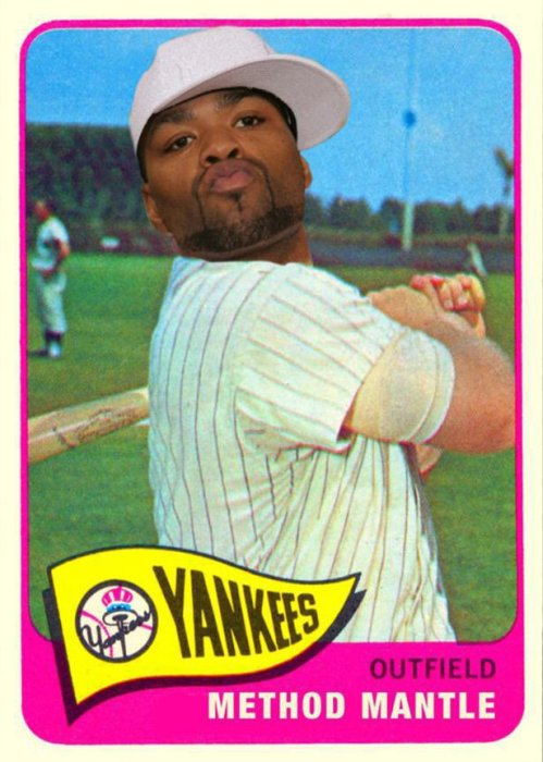 How Famous Rappers Would Look If They Were Major League Baseball Players