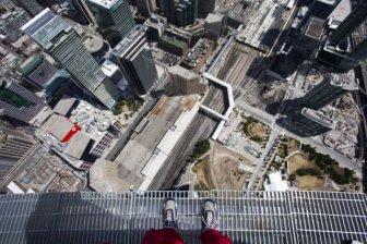 The Perilous CN Tower EdgeWalk