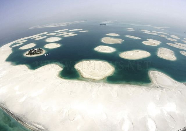 Islands in Dubai