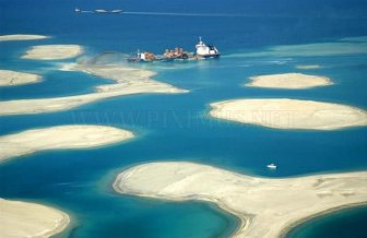 Islands in Dubai