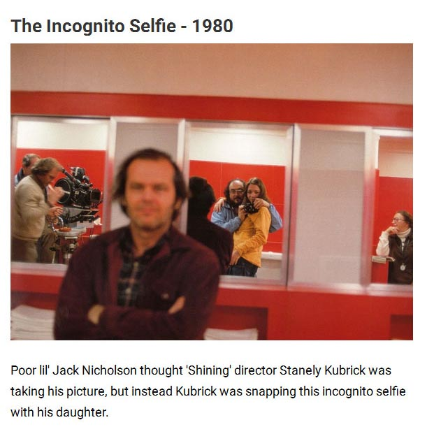 See The Evolution Of The Selfie In 13 Historical Snapshots