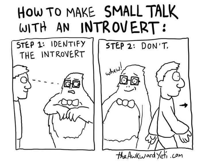 Those Special Moments In Life That Only Introverts Can Understand
