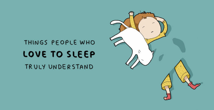 Things People Who Love To Sleep Truly Understand