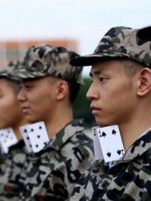 Military Training Regimens In China