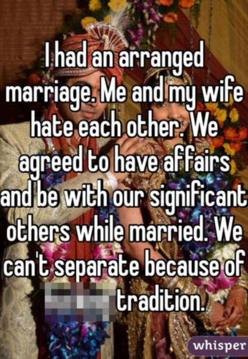 Secret Confessions From Couples In Arranged Marriages