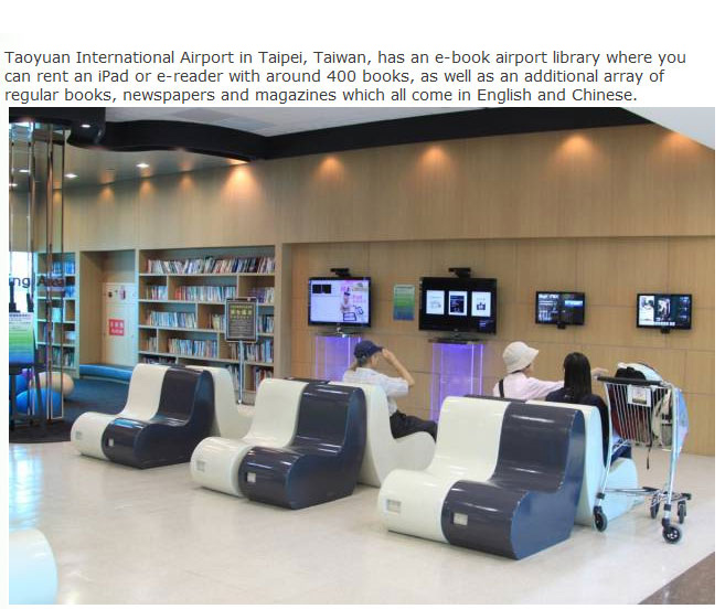 Airports From Around The World That Are Fun To Visit