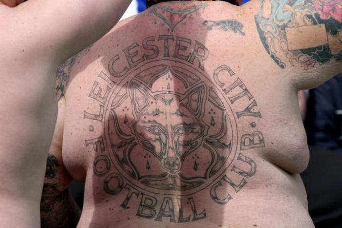 Football Fans Show Their Love Of The Game With Tattoos