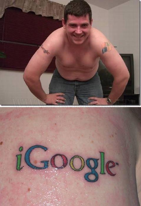 Social Web Tattoos