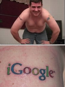 Social Web Tattoos