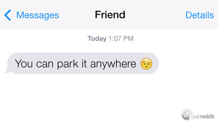 Accidental Winky Faces Turn Innocent Texts Into Awkward Conversations