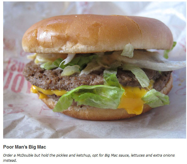 10 McDonald's Food Hacks That You Never Knew You Needed