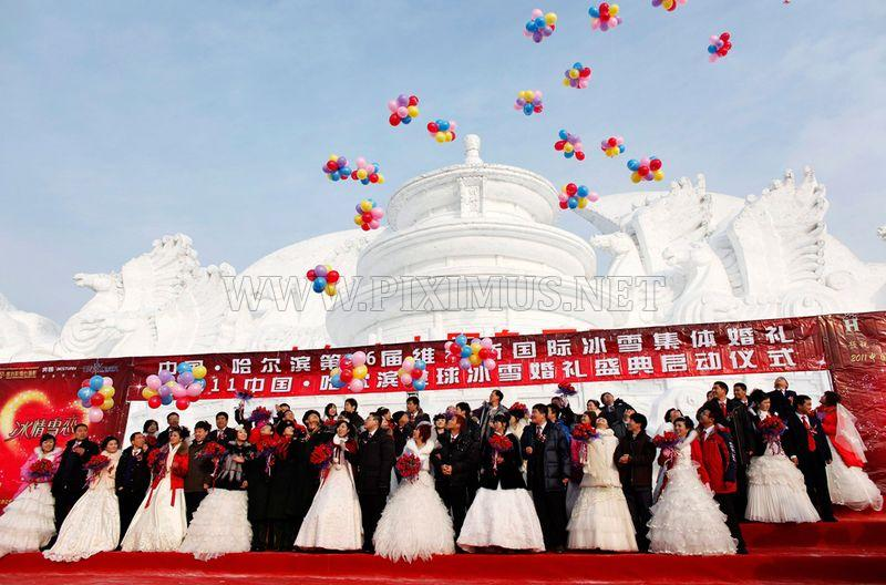 Ice and Snow Festival in Harbin