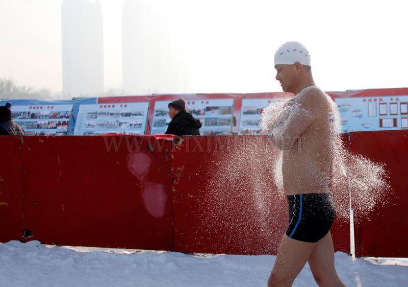 Ice and Snow Festival in Harbin
