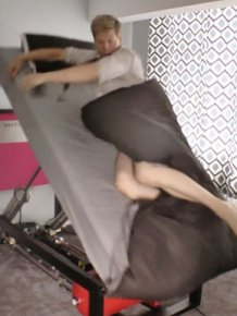 This High Voltage Ejector Bed Is The Wake Up Call You Need