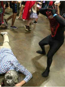Spider-Man Reacts To Drunk Uncle Ben