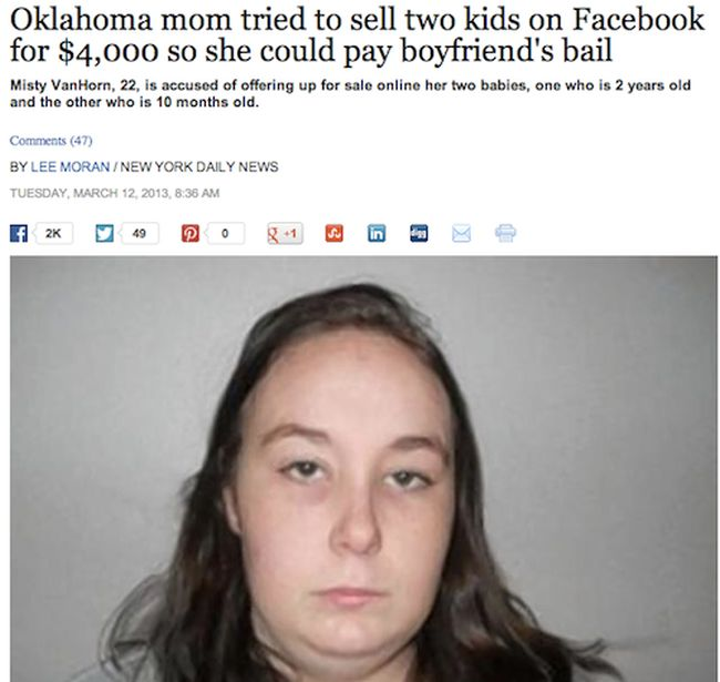 Criminals That Confessed Their Crimes On Facebook