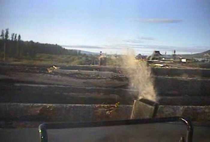 Train Derails After A Brutal Collision With A Timber Truck