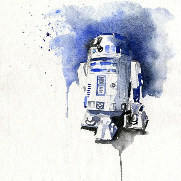 Blule Turns Pop Culture Characters Into Amazing Art