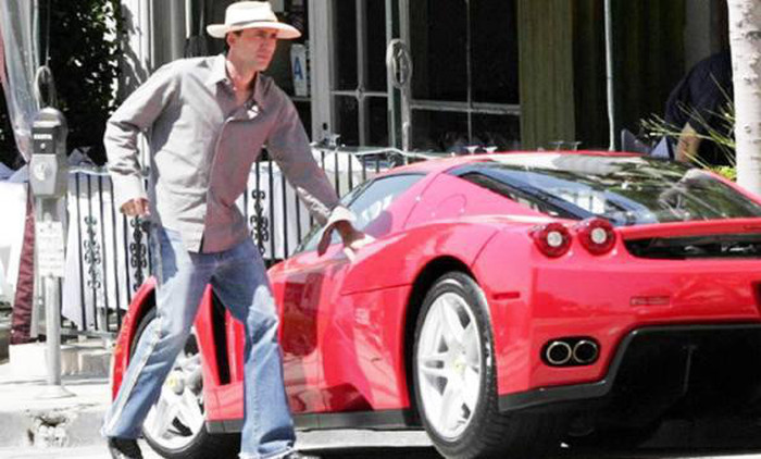 The Top 10 Most Expensive Cars Owned By Celebrities Celebrities