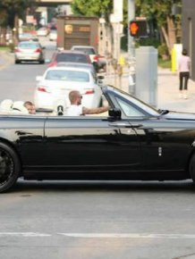 The Top 10 Most Expensive Cars Owned By Celebrities