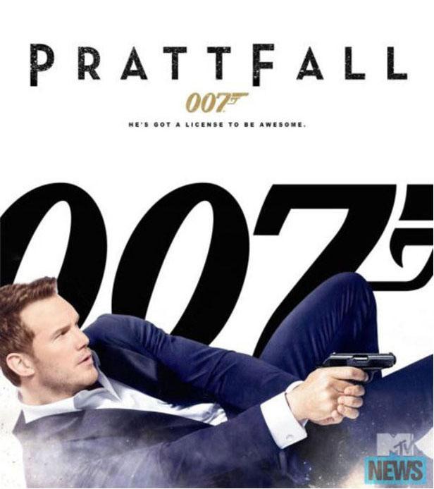 Chris Pratt Asked The Internet To Design His Facebook Header Image