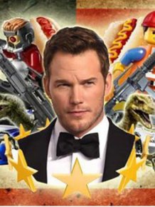 Chris Pratt Asked The Internet To Design His Facebook Header Image