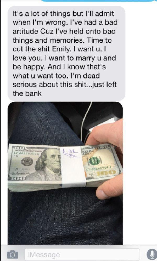 The Trashiest Marriage Proposals Of All Time