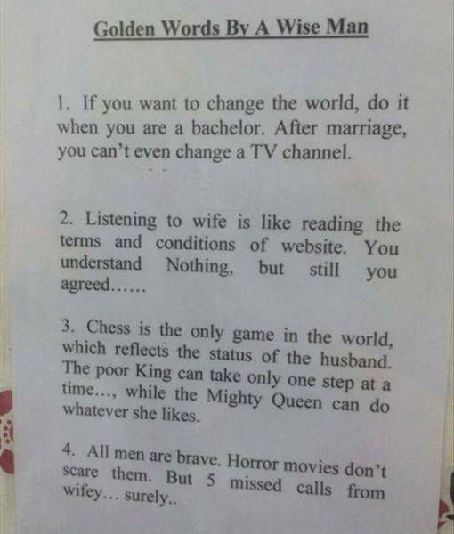Undeniable Truths That Everyone Can Understand